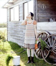Daily wear crochet NV 70133 2012 - 沫羽 - 沫羽编织后花园