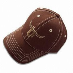 Baseball Cap with Heavy Wash Distressed Effect, Customized Colors are Accepted