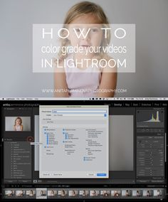How To Color Grade Y