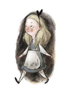 .: Alice in Wonderland | Julia Sarda