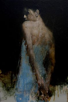 Study for the Gathering by Mark Demsteader