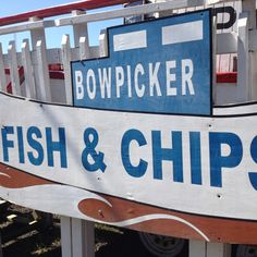 The Bowpicker Food Boat in Astoria OR