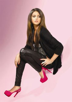 """Selena Gomez photoshoot for """"When The Sun Goes Down"""""""