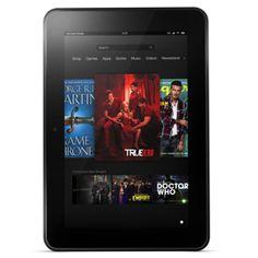 Amazon Kindle Fire HD 8.9 vs. Apple iPad: Specs Compared