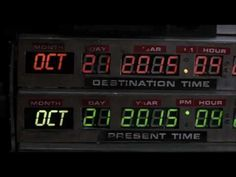 Let's Kill The Buzz, Marty Mcfly is coming on the 21st of October 2015 !!!!