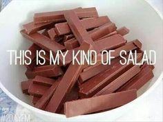 My kind of salad
