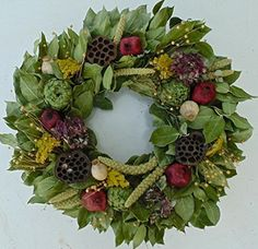 Elegant Country Autumn Wreath Wreaths For Door http://www.amazon.com/dp/B00MKAK468/ref=cm_sw_r_pi_dp_7Up6tb04A5PD0