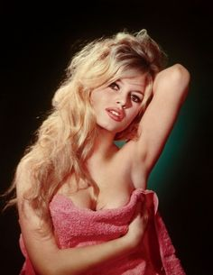 Brigitte Bardot: The Temptress of St. Tropez vía Vanity Fair