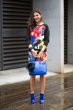 See all the best street style looks from down under.