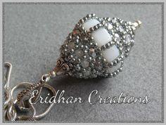 beaded bead tutorial