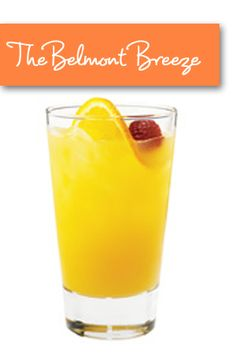 Belmont Breeze Cocktail Recipe, Offical Drink of the Belmont Stakes