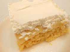 My Kind of Cooking: Creamsicle Cake