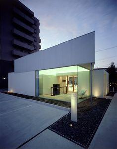 #architecture : Coo Hair ECLAT / atelier KUU