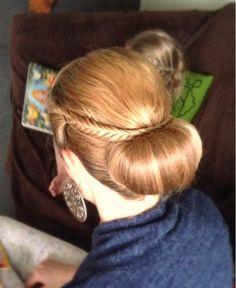pentecost hair, hair stylesnail, saturday morning