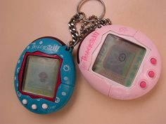 Everyone wanted a Tamagotchi, that's why mine got stolen. =[