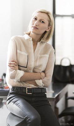 Marion Anaïs Forand, career interview, Jason Wu accessories designer / Garance Doré