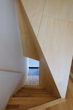 architects, houses, alphavill architect, town hous, stair design, dream homes, angl, home architecture, kyoto town