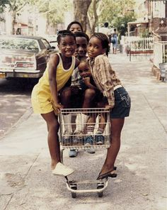 Back in the days, Jamel Shabazz.