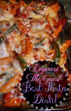 Impress The Guest : My Momma's BEST Pasta Dish Recipe!