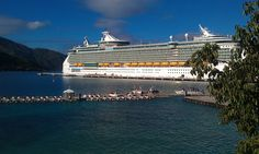 Our Cruise to Labadee, Haiti on Royal Caribbean.