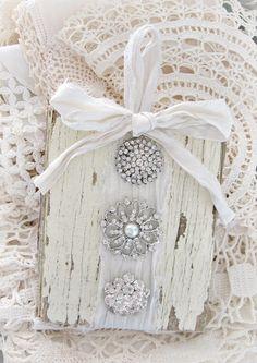 ❥ Rustic Wood Wall Hanging-Ornament