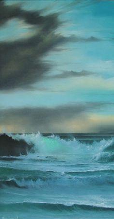 Turquoise  sky & ocean  <3