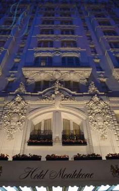 Hotel Monteleone New Orleans by J.Gaston