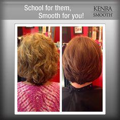 Kenra Smooth® + Kenra Color® = Gorgeous Results!    Work by Kara Scott at Boho Hair Studio.