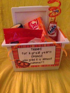 you're the balm, you're TEA-rific, and orange you glad