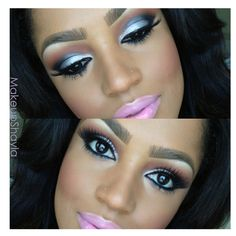 face, beat, nice eyebrow, eye color, beauti makeup, hair, silver rings, eyes, eye makeupshayla