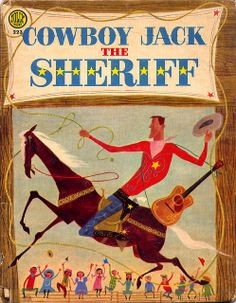Cowboy Jack the Sheriff