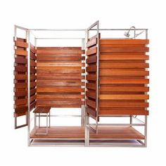 Duo Outdoor Shower now featured on Fab.