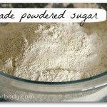 Recipe:+Homemade+Powdered+Sugar