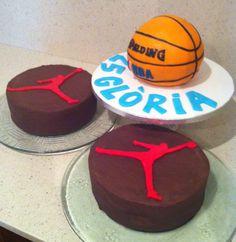 NBA cakes!