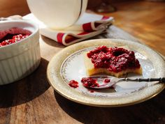 Easy Raspberry & Chia Jam