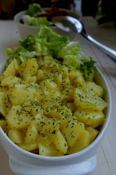 La cossa dulce: Patatas de guarnición