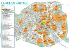 Paris has enacted slow zones over much of the city in recent years.