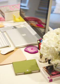 Colorful desktop.