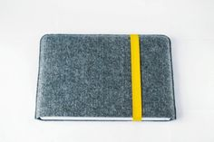 Felt Laptop Sleeve for 13 inch MacBook by FILEMILE on Etsy