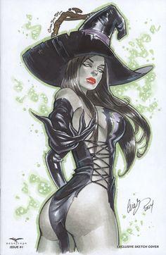The Wicked Witch of OZ by Elias Chatzoudis