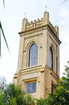 Downtown Historic Charleston Church