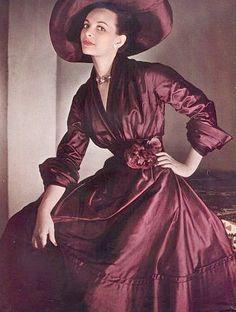 Dress by Dior 1948