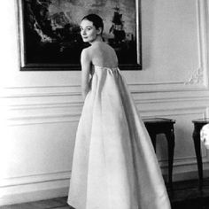 Babe Paley. The too rich too thin flag bearer.