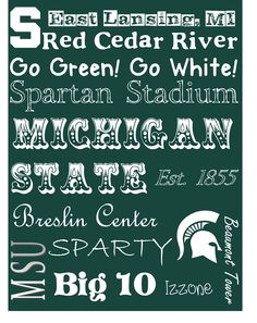 msu free subway art printable