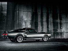 Buy and restore a 1967 Ford Shelby Mustang GT500