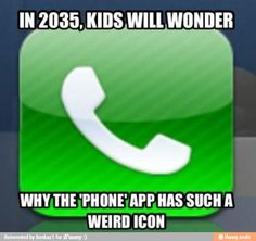 Future phone app... / iFunny :)