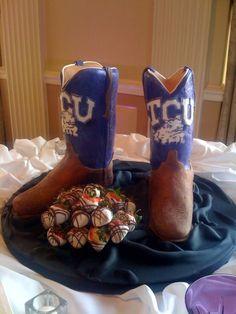 Cody's groom's cake ... Sublime Bakery