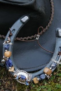 Recycle Reuse Renew Mother Earth Projects: Horseshoe Wind Chime and Horse shoe project ideas @classified @karen