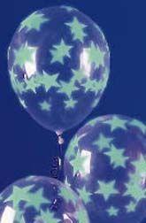 glow i the dark baloon