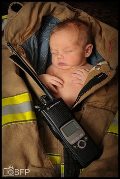 fire baby photo